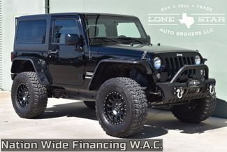 2015 Jeep Wrangler Lifted Sport   Arlington, TX   Lone Star Auto Brokers, LLC-[ 2 ]