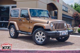 2015 Jeep Wrangler Sahara in Arlington, Texas 76013