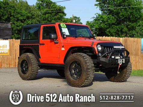 2015 Jeep Wrangler Sport in Austin, TX