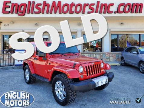 2015 Jeep Wrangler Sahara in Brownsville, TX