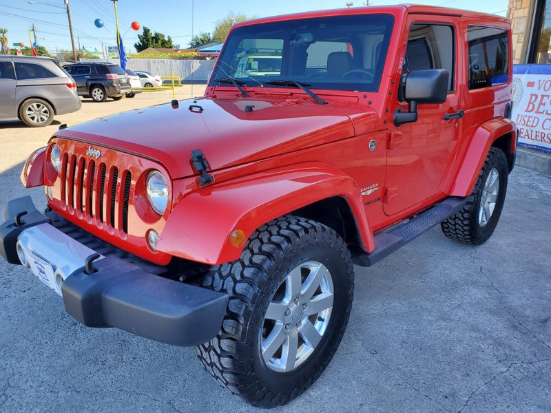 2015 Jeep Wrangler Sahara  Brownsville TX  English Motors  in Brownsville, TX