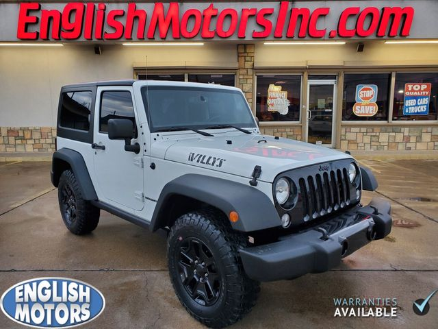 2015 Jeep Wrangler Willys Wheeler in Brownsville, TX 78521