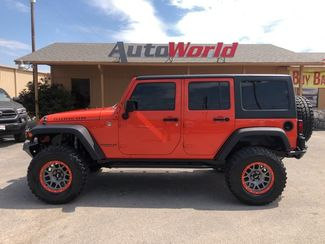 2015 Jeep Wrangler 4X4 Unlimited Rubicon in Marble Falls, TX 78611