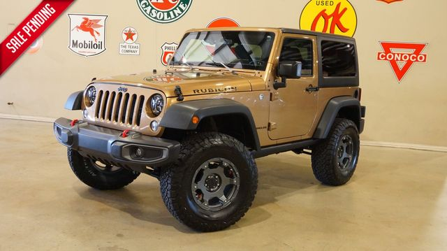 2015 Jeep Wrangler Rubicon 4X4 LIFTED,LED'S,TERAFLEX WHLS,17K