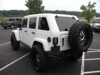 2015 Jeep Wrangler Unlimited Sahara Chesterfield, Missouri 4