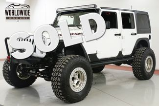 2015 Jeep WRANGLER SPORT DANA 44 AXLES E-LOCKERS | Denver, CO | Worldwide Vintage Autos in Denver CO