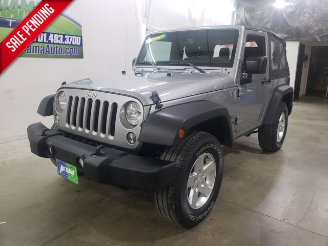 2015 Jeep Wrangler Sport in Dickinson, ND 58601