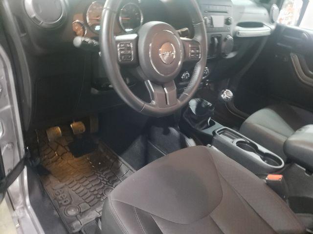 2015 Jeep Wrangler Sport in Dickinson, ND 58601