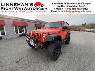2015 Jeep Wrangler Rubicon in Bangor, ME 04401