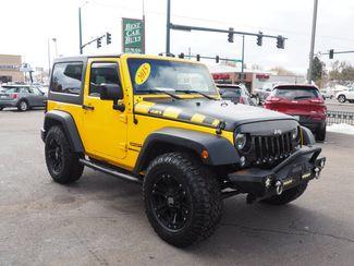 2015 Jeep Wrangler Sport Englewood, CO 2