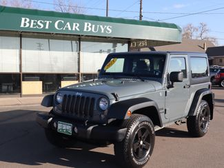 2015 Jeep Wrangler Sport in Englewood, CO 80113