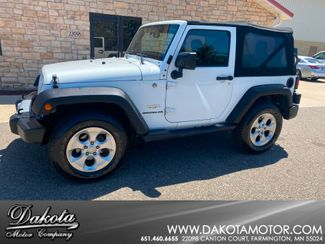 2015 Jeep Wrangler Sahara Farmington, MN