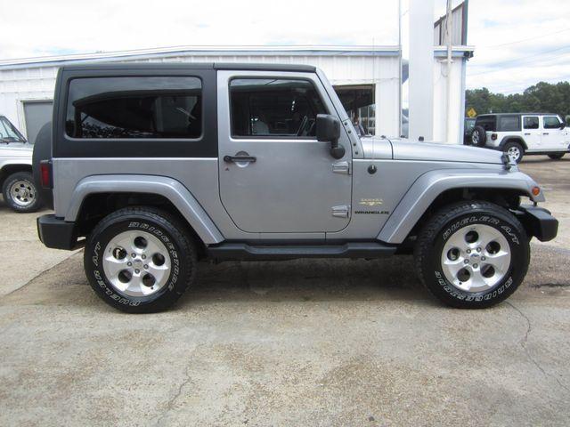 2015 Jeep Wrangler Sahara Houston, Mississippi 3