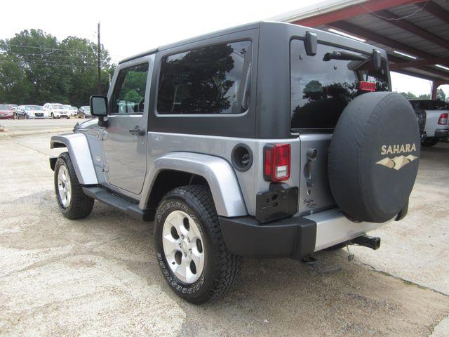 2015 Jeep Wrangler Sahara Houston, Mississippi 5