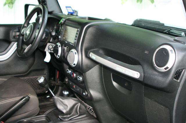 2015 Jeep Wrangler Sahara Houston, Texas 22