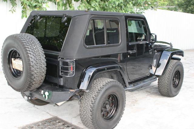 2015 Jeep Wrangler Sahara Houston, Texas 4
