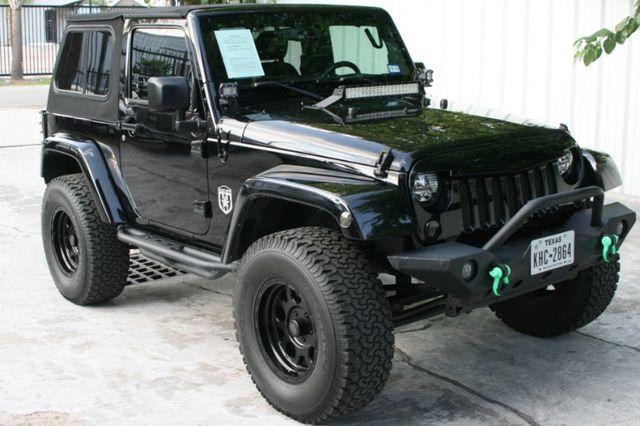 2015 Jeep Wrangler Sahara Houston, Texas
