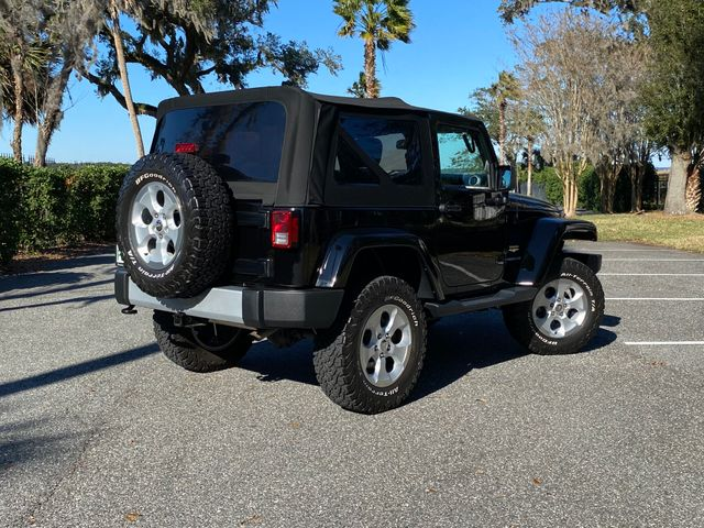 2015 Jeep Wrangler Sahara in Jacksonville , FL 32246