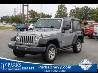 2015 Jeep Wrangler Sport in Kernersville, NC 27284