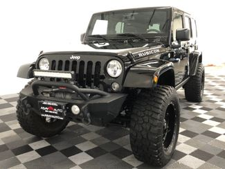2015 Jeep Wrangler Unlimited Rubicon 4WD LINDON, UT 1