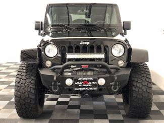 2015 Jeep Wrangler Unlimited Rubicon 4WD LINDON, UT 8