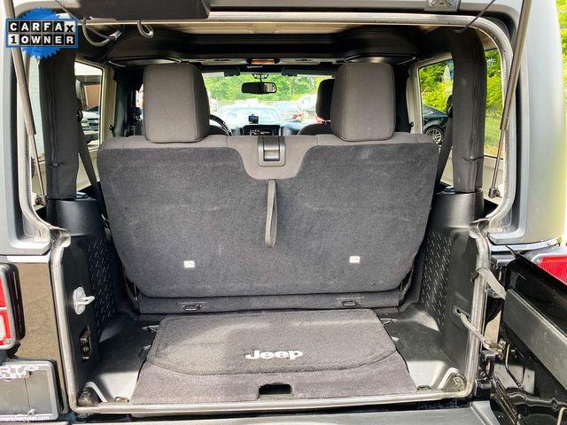 2015 Jeep Wrangler Sport Madison, NC 17