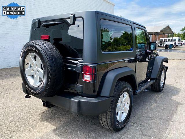2015 Jeep Wrangler Sport Madison, NC 1