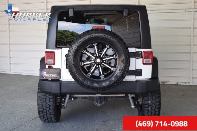 2015 Jeep Wrangler Unlimited Sport LIFTED HLL in McKinney, Texas 75070