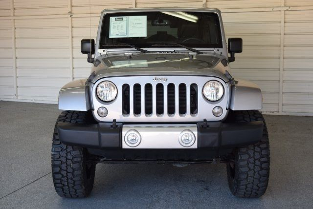 2015 Jeep Wrangler Unlimited Sahara LIFTED!!! HLL in McKinney Texas, 75070