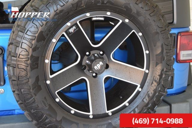 2015 Jeep Wrangler Unlimited Sport LIFTED HLL in McKinney Texas, 75070