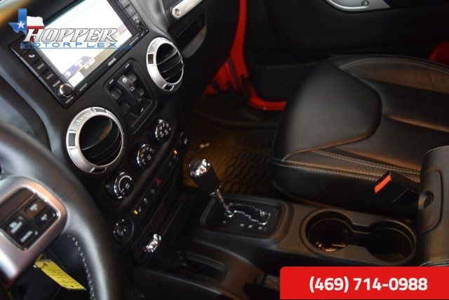 2015 Jeep Wrangler Unlimited Rubicon LIFTED HLL in McKinney Texas, 75070