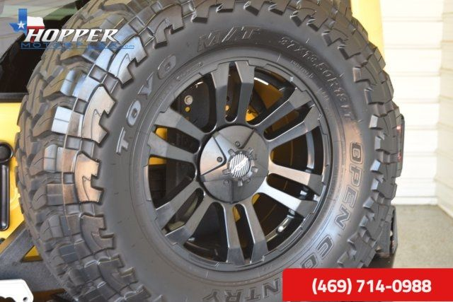 2015 Jeep Wrangler Unlimited Rubicon LIFTED HLL in McKinney, Texas 75070