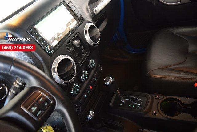 "2015 Jeep SAHARA Unlimited Sahara CUSTOM 20's w/35"" M/T's in McKinney Texas, 75070"