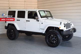 2015 Jeep Wrangler Unlimited Sahara LIFTING!! in McKinney Texas, 75070