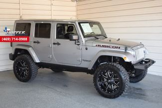 2015 Jeep Wrangler Unlimited Rubicon LIFTING!! HLL in McKinney Texas, 75070