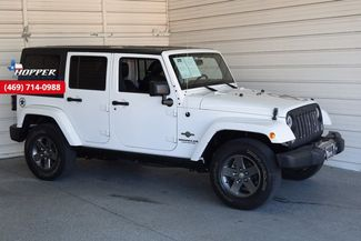 2015 Jeep Wrangler Unlimited Sport in McKinney Texas, 75070