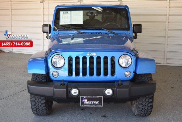 2015 Jeep Wrangler Unlimited Rubicon in McKinney Texas, 75070