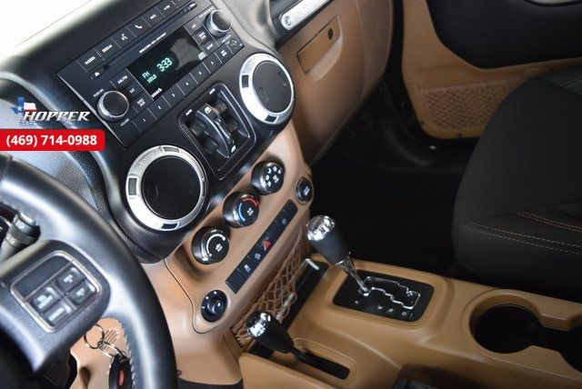 2015 Jeep Wrangler Unlimited Sahara New lift with custom wheels an... in McKinney Texas, 75070