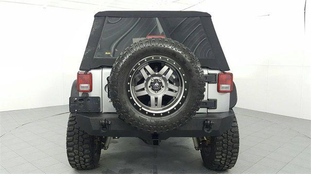 2015 Jeep Wrangler LIFT/CUSTOM WHEELS AND TIRES in McKinney Texas, 75070