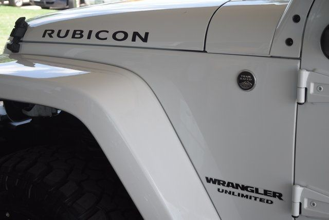 2015 Jeep Wrangler Unlimited Rubicon NEW TIRES WHEELS AND LIFT in McKinney Texas, 75070