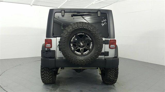 2015 Jeep Wrangler Unlimited Sport in McKinney Texas, 75070