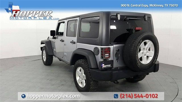 2015 Jeep Wrangler Unlimited Sport in McKinney, Texas 75070