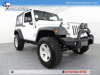 2015 Jeep Wrangler Sport Lifted in McKinney, Texas 75070