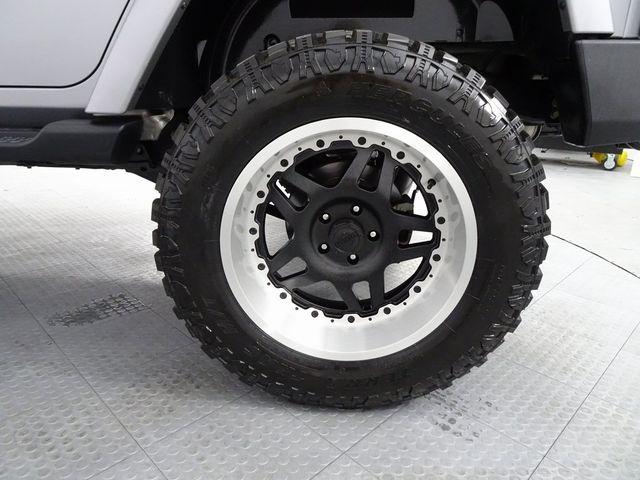 2015 Jeep Wrangler Unlimited Sahara NEW LIFT/CUSTOM WHEELS AND TIRES in McKinney, Texas 75070