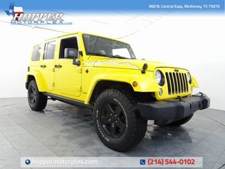2015 Jeep Wrangler Unlimited Sahara in McKinney, Texas 75070
