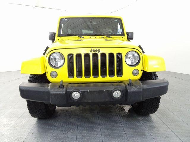 2015 Jeep Wrangler Unlimited Sahara in McKinney, Texas 75070