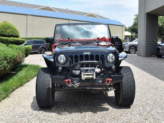2015 Jeep Wrangler Unlimited Sport in McKinney, Texas 75070