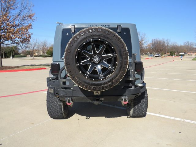 2015 Jeep Wrangler Unlimited Sport CUSTOM LIFT/WHEELS AND TIRES in McKinney, Texas 75070