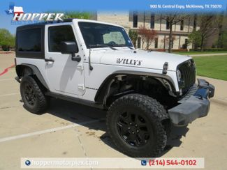 2015 Jeep Wrangler Willys Wheeler in McKinney, Texas 75070