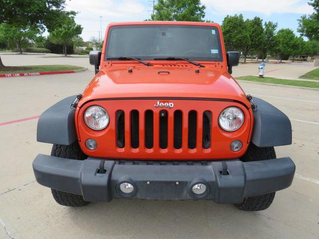 2015 Jeep Wrangler Unlimited Rubicon in McKinney, Texas 75070